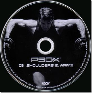 P90X shoulders