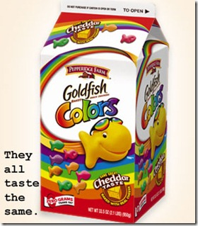 GoldfishColor