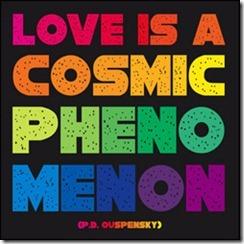 Love Cosmic