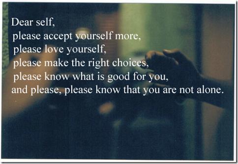 Dear Self 2
