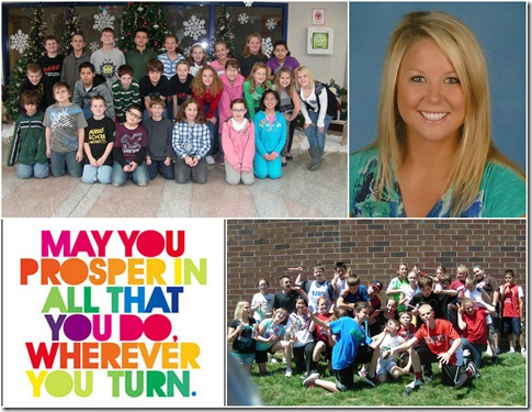 Mrs. Titus Collage 2012