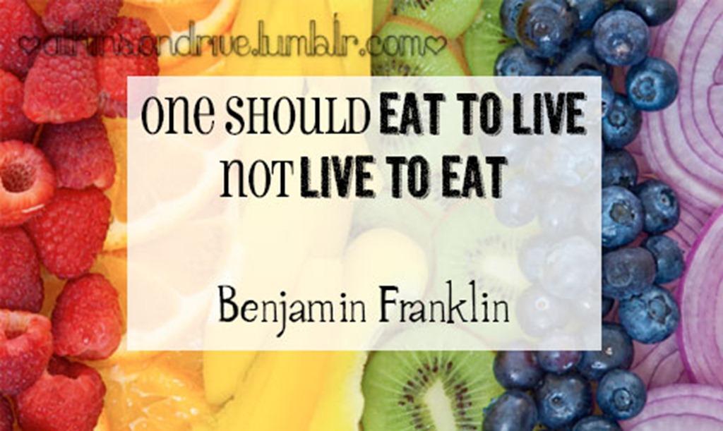 Healthy Eats 1