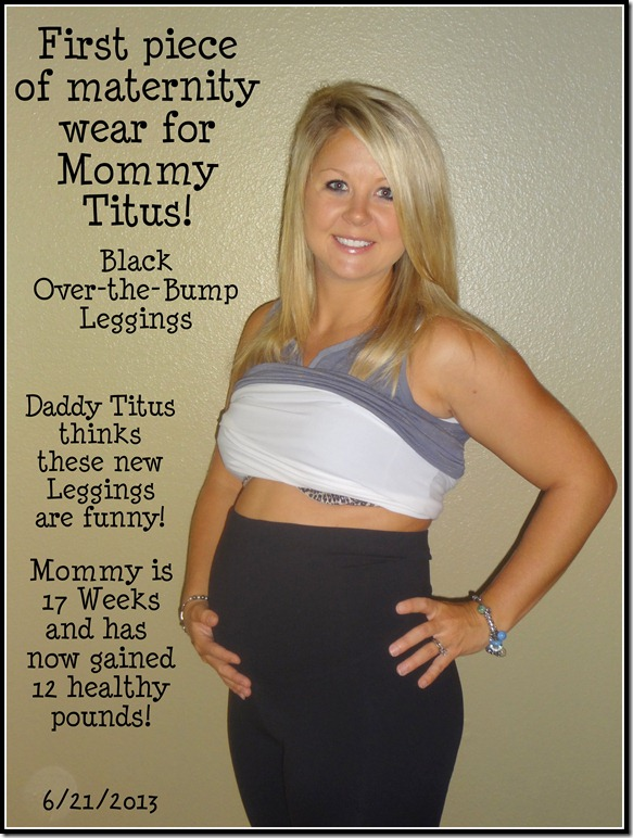 17 Weeks Maternity Clothes