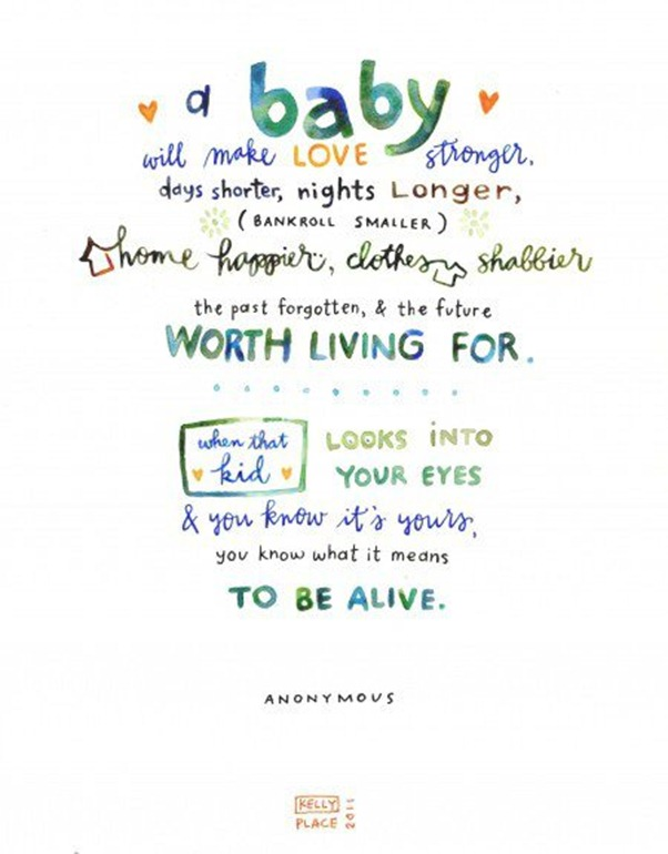 Baby Quote 4