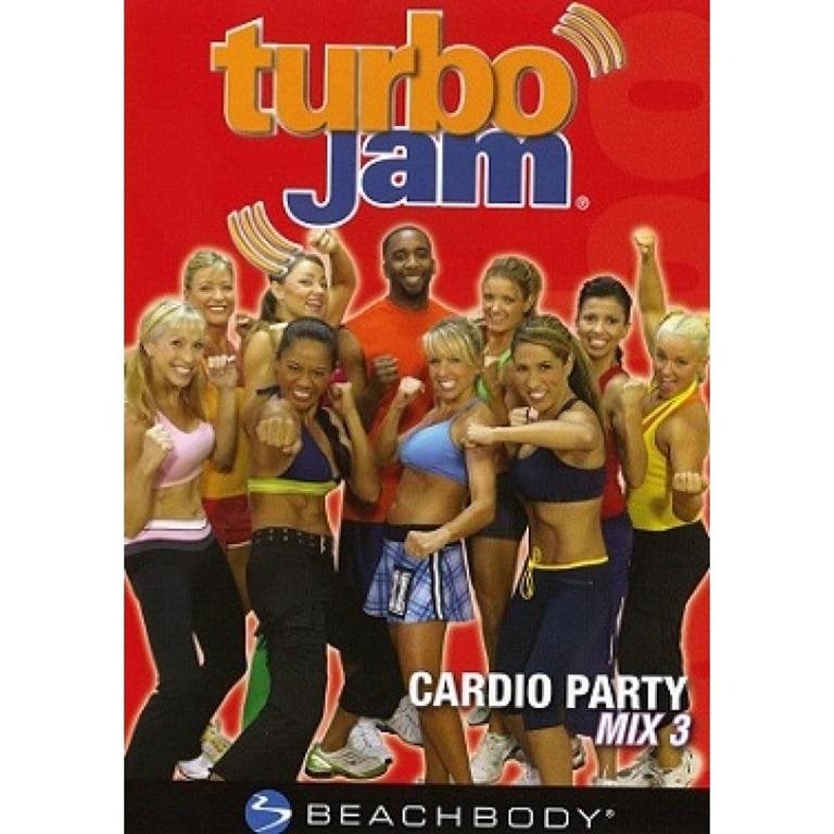 Turbo Jam Cardio Party 3