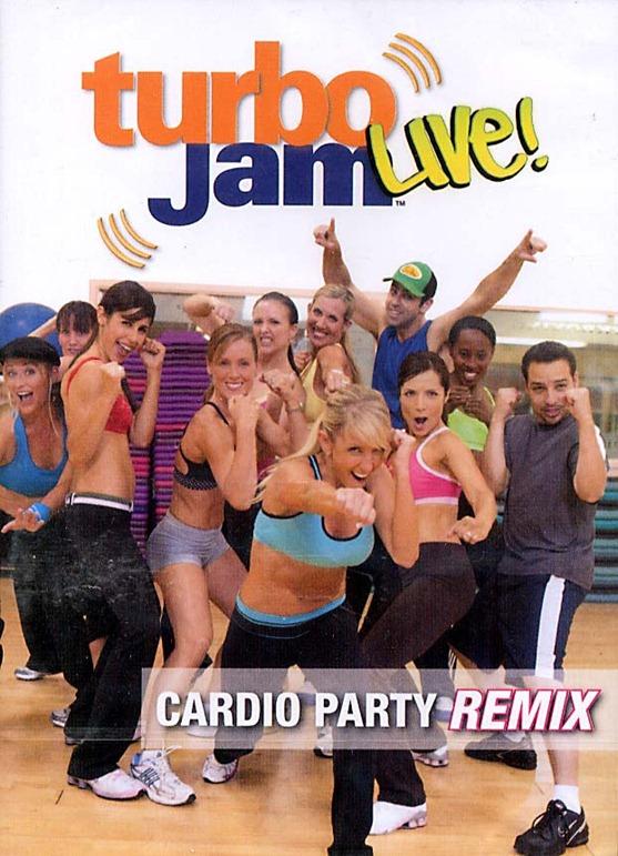 Turbo Jam Cardio Party Remix