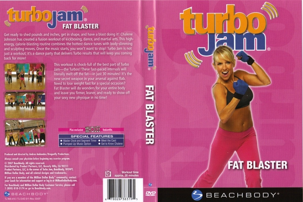 Turbo Jam Fat Blaster
