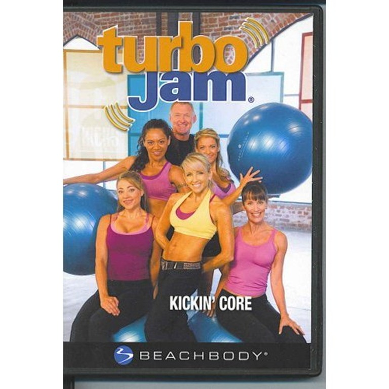 Turbo Jam Kickin Core