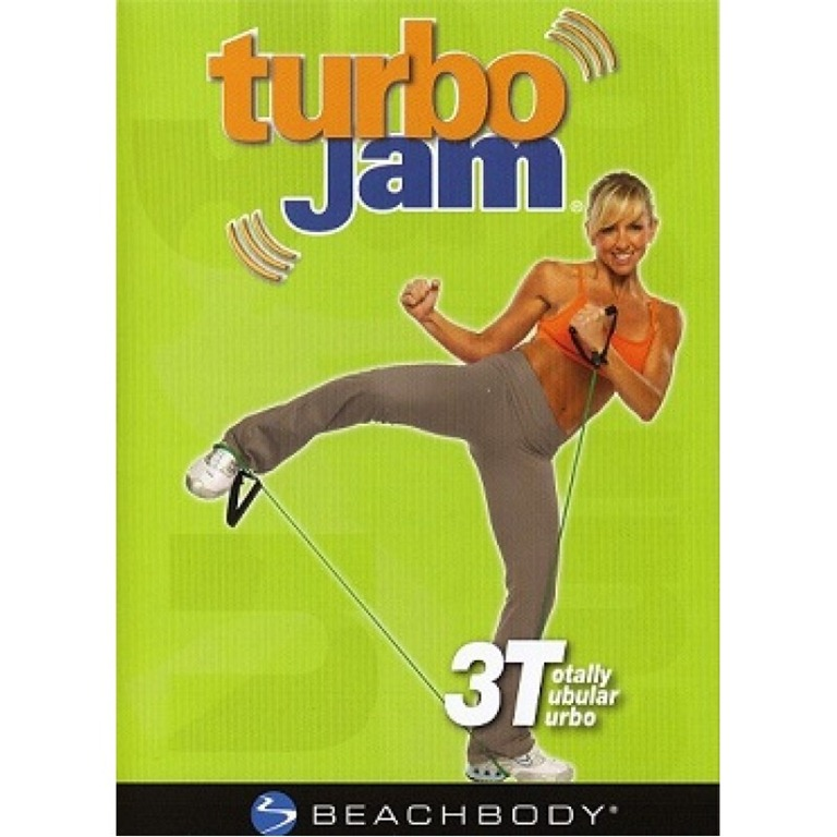 Turbo Jam Totually Tubular Turbo