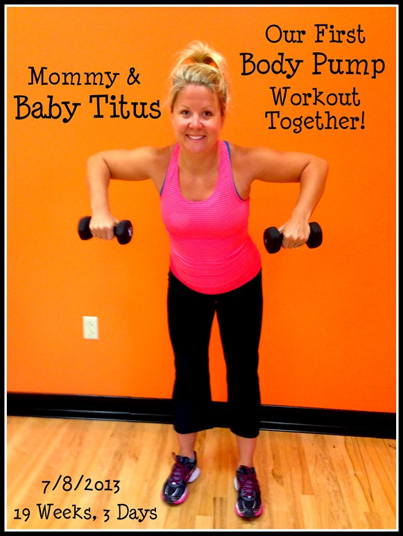 Baby Workout 12
