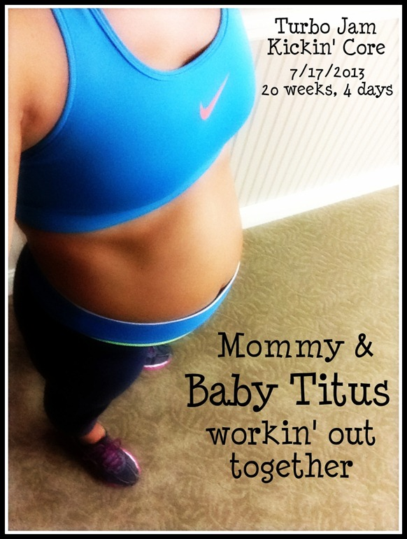 Baby Workout 14