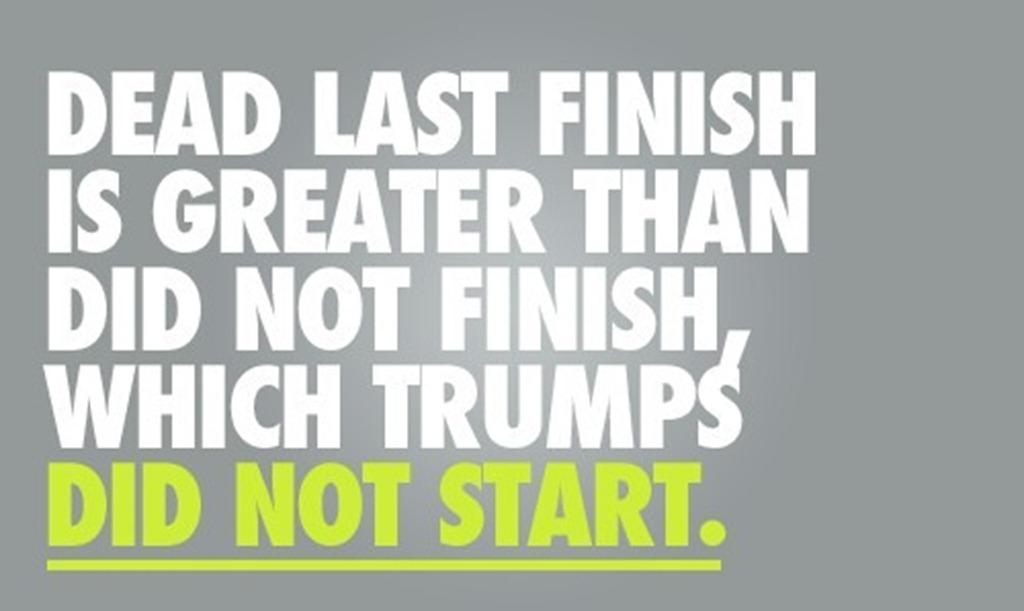Run Dead Last